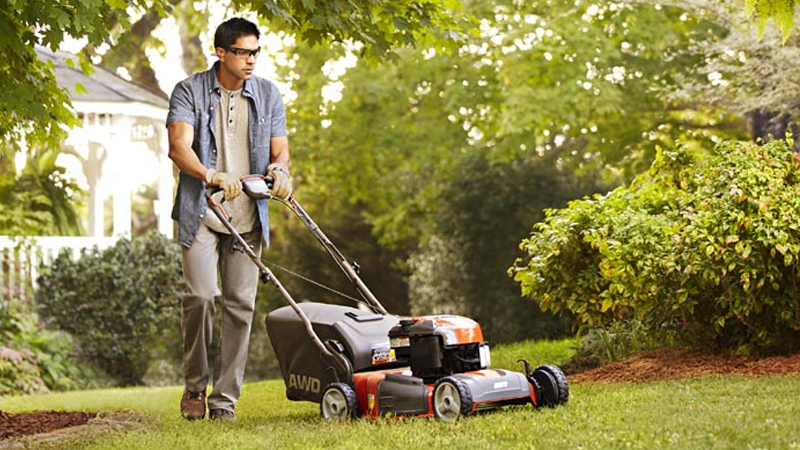 Lawn Moving Tips Park Avenue Turf