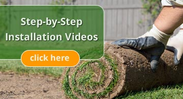 Sod Installation Videos